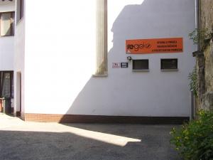 REGECO - vchod